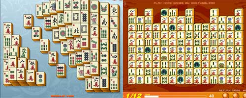 front network mahjong connect